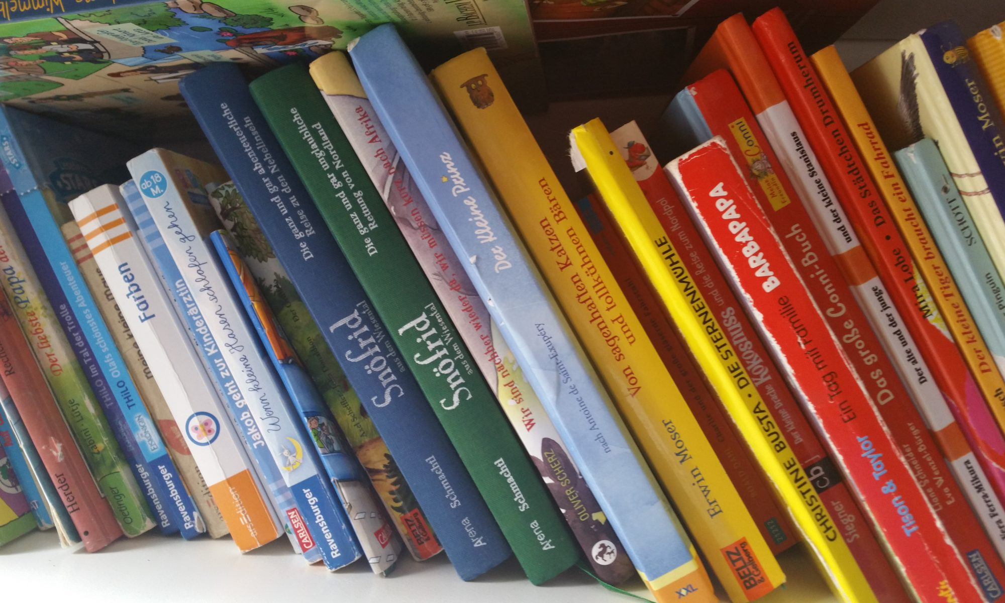 Kinderbucherlebnis